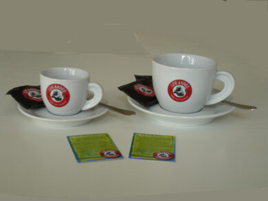 Set für die Bereitstellung von Kaffee B2
