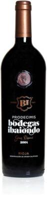 PRODECIMIS Gran Reserva 2004  RED (tinto) BODEGAS IBAIONDO S.L.