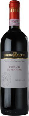 CHIANTI SUPERIORE DOCG červené CASTELLO DI MONASTERO lahev ,75 l
