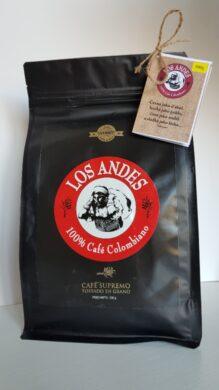 CAFFEE LOS ANDES 100% colombien café 100% Arabica 500 grammes HARICOTS