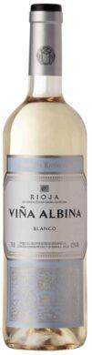 VINA ALBINA bílé víno suché 2017 Rioja DOCa
