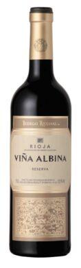 VINA ALBINA Red wine 2014 Reserva Rioja DOCa ,075 l 13,5 %. vol