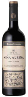 VINA ALBINA červené víno suché 2011 Gran Reserva Rioja DOCa 0,75 l 13,5 %