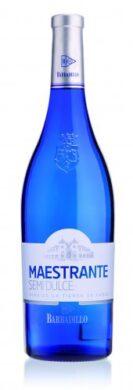 Maestrante Blanco Semidulce bíle polosladké víno 0,75 l 2017 12%