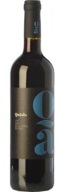 Quadis Joven Young red wine 2017 Cádiz (Spain)  0,75 l  14,5% vol