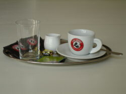 Set pre servírovanie kávy A1