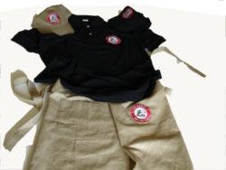 Dress LOS ANDES-LOS ANDES dress  s logem - čepice tričko zástěra etc.